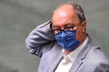 Wicemarszałek Sejmu, lider Nowej Lewicy Włodzimierz Czarzasty