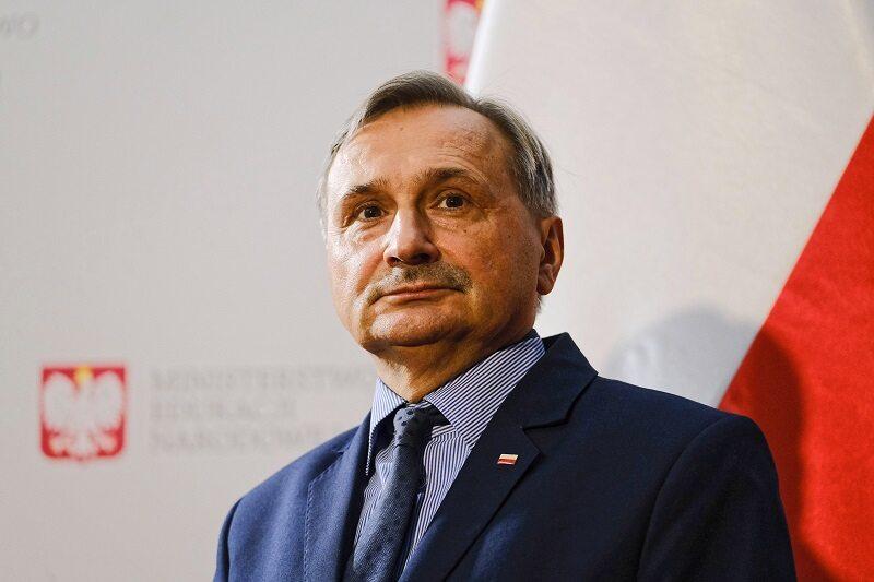 Wiceminister edukacji Maciej Kopeć