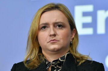 Wiceminister rozwoju Olga Semeniuk