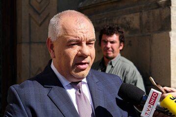 Wicepremier Jacek Sasin