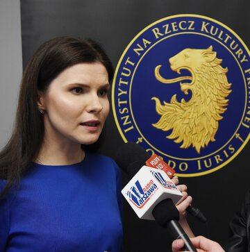 Wiceprezes Instytutu na Rzecz Kultury Prawnej Ordo Iuris Joanna Banasiuk