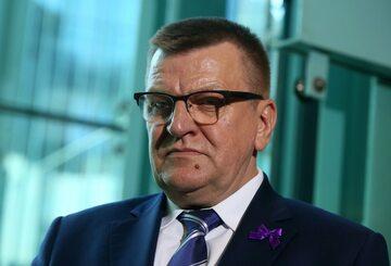 Wiceprzewodniczący Krajowej Rady Sądownictwa sędzia Piotr Raczkowski