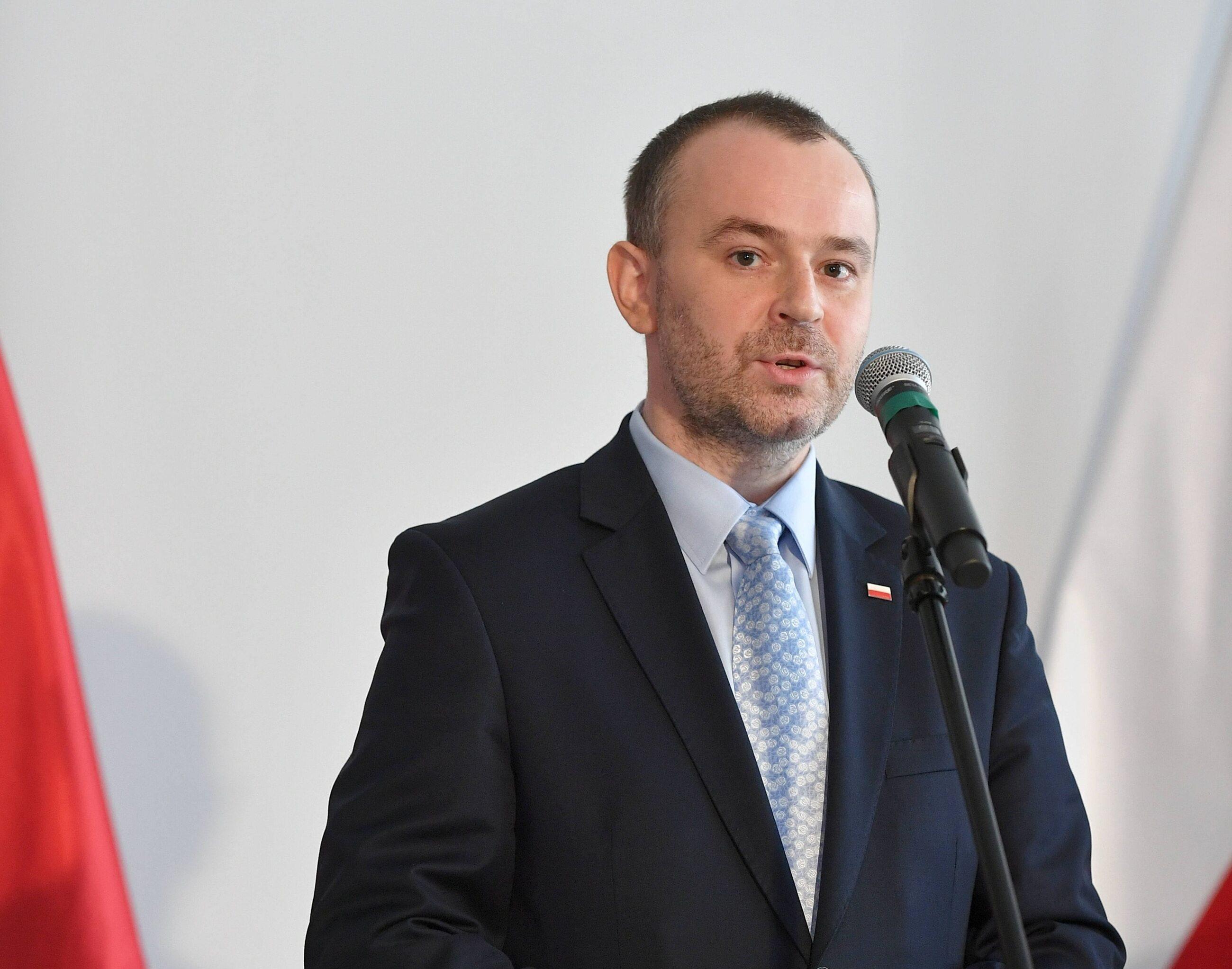 Wiceszef Kancelarii Prezydenta, pełnomocnik prezydenta ds. referendum konsultacyjnego Paweł Mucha