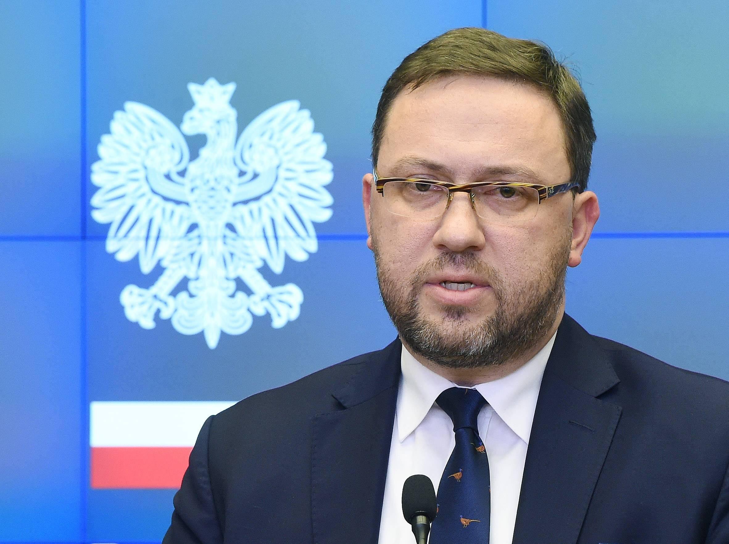 Wiceszef MSZ, szef zespołu ds. dialogu prawno-historycznego z Izraelem Bartosz Cichocki