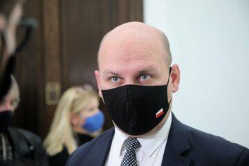 Wiceszef MSZ Szymon Szynkowski vel Sęk