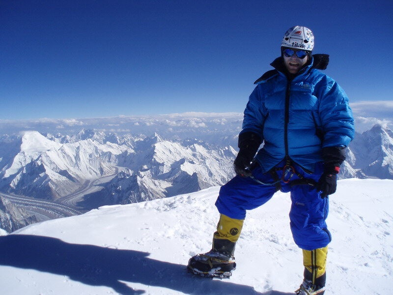 Widok z K2