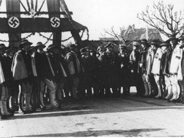 Wizyta gubernatora Hansa Franka w Zakopanem (listopad 1939)