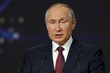 Władimir Putin, prezydent Federacji Rosyjskiej