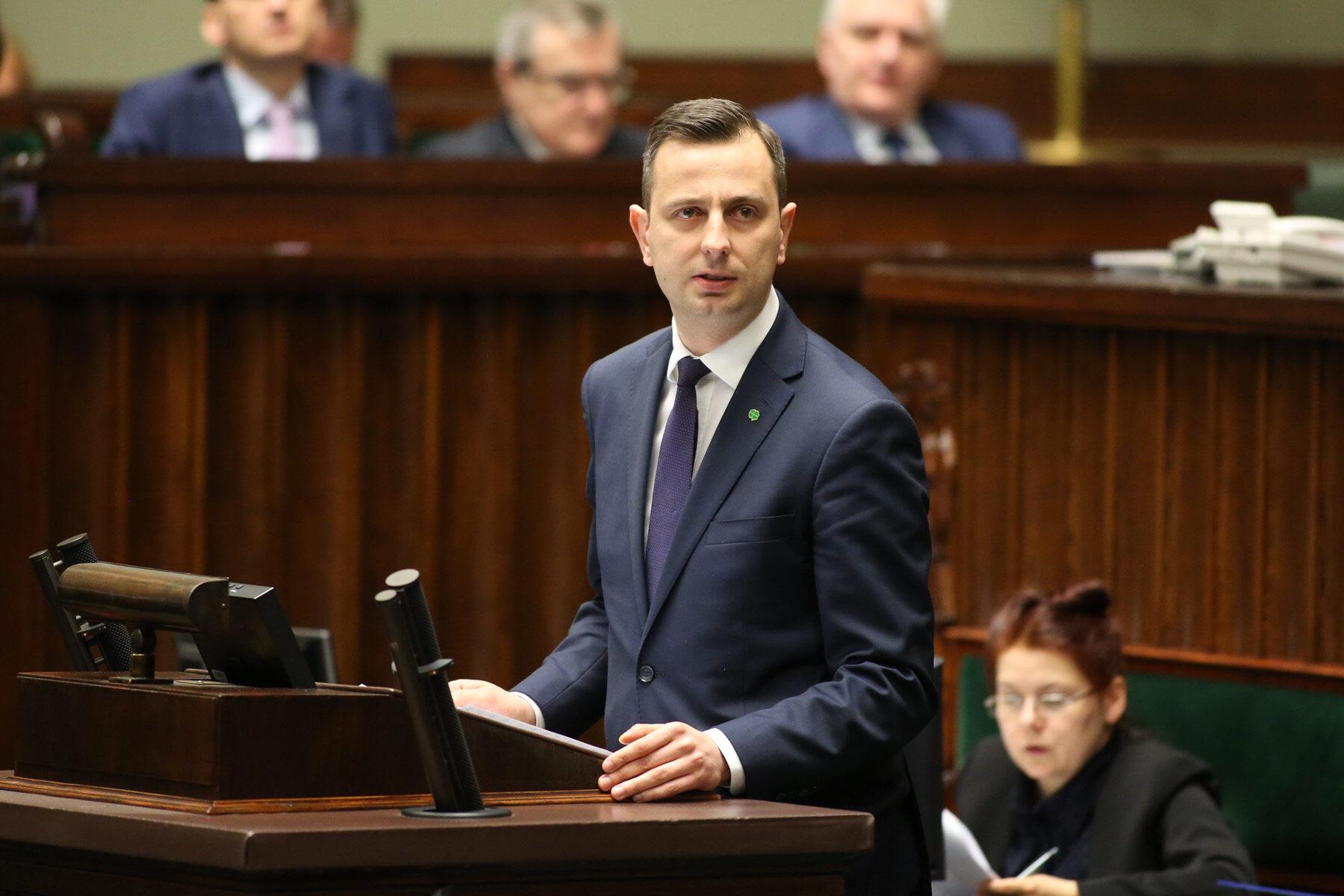 Władysław Kosiniak-Kamysz (PSL)