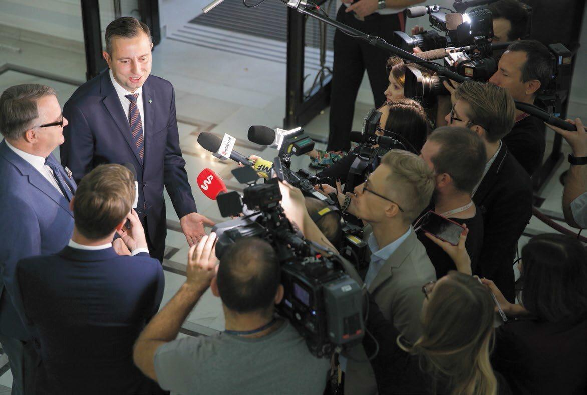 Władysław Kosiniak-Kamysz w Sejmie