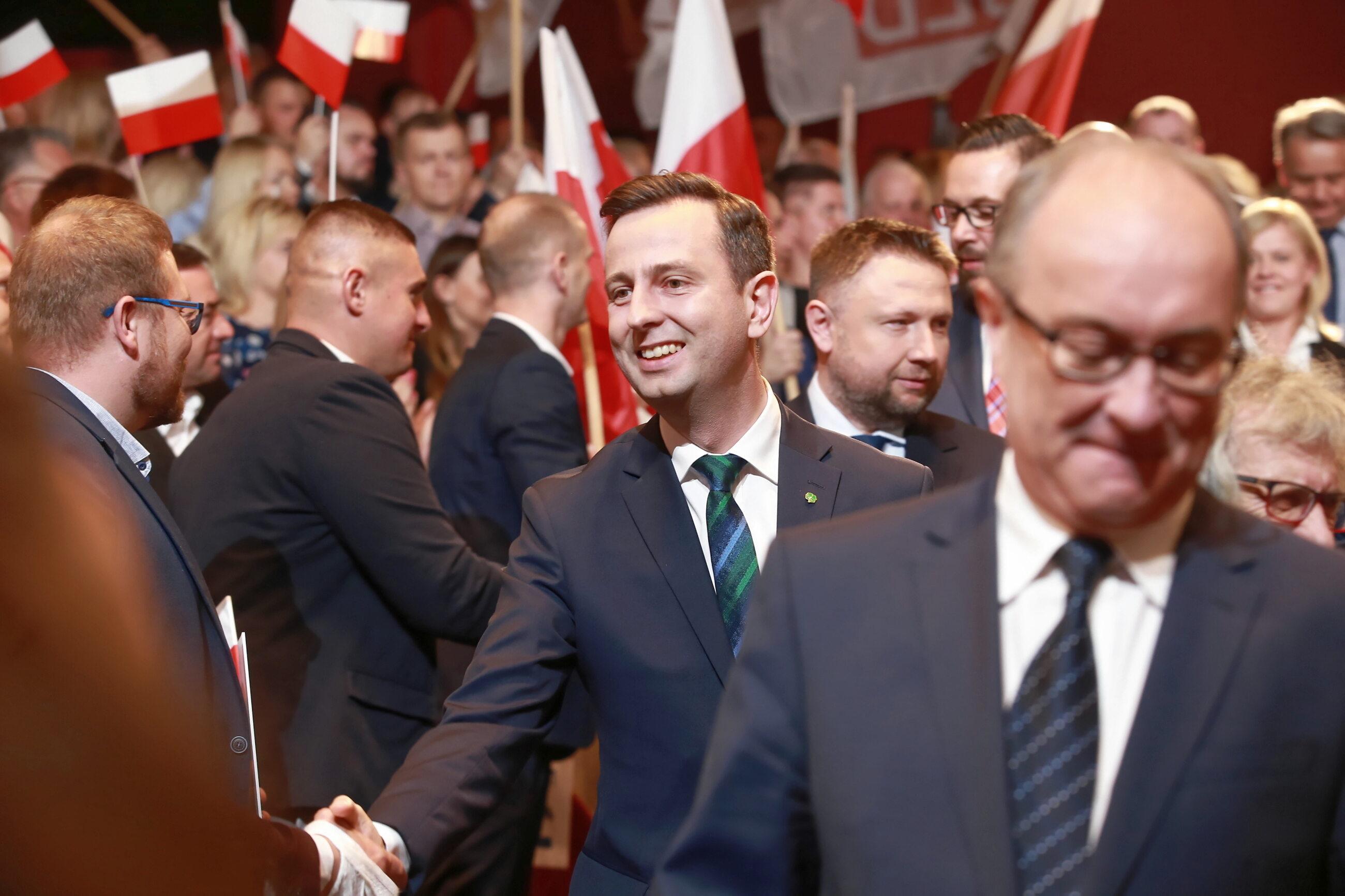 Władysław Kosniak-Kamysz i Włodzimierz Czarzasty