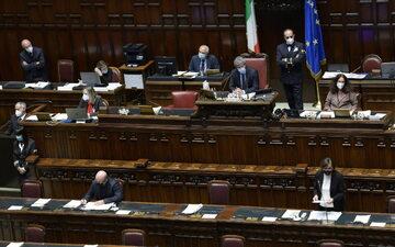 Włoski parlament, zdjęcie ilustracyjne