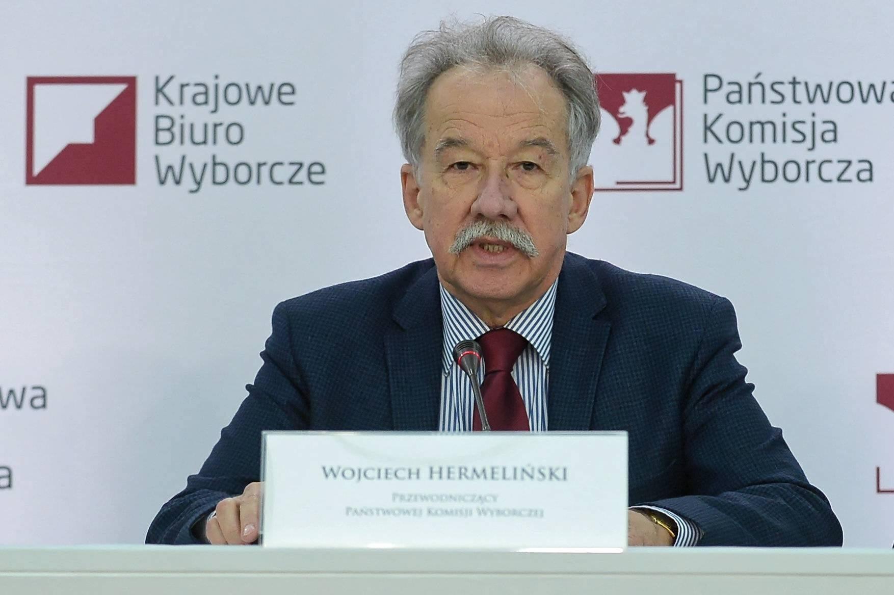 Wojciech Hermeliński, były szef PKW
