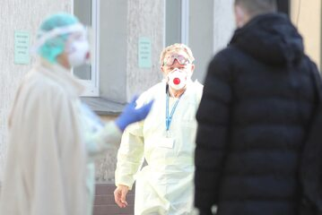 Wojewódzki Szpital Zakaźny przy ul. Wolskiej w Warszawie