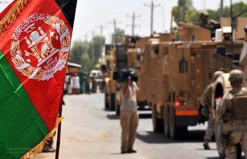 Wojna w Afganistanie, zdjęcie ilustracyjne