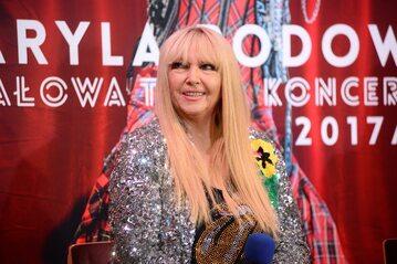 Wokalistka Maryla Rodowicz