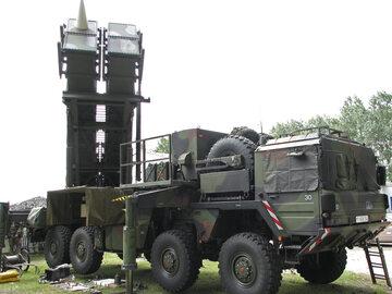 Wyrzutnia systemu rakietowego Patriot