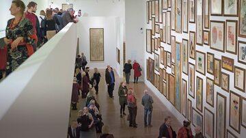 """""""Wyspiański"""", Muzeum Narodowe w Krakowie, kuratorki: Danuta Godyń, Magdalena Laskowska, wystawa czynna do 20 stycznia 2019 r."""