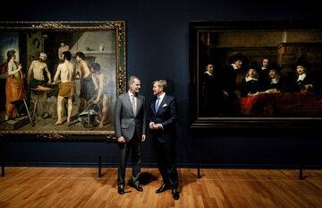 Wystawa Rembrandt-Velazquez w Rijksmuseum