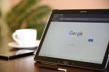 Wyszukiwarka Google, zdjęcie ilustracyjne
