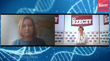 Wywiad z Dorotą Raczek