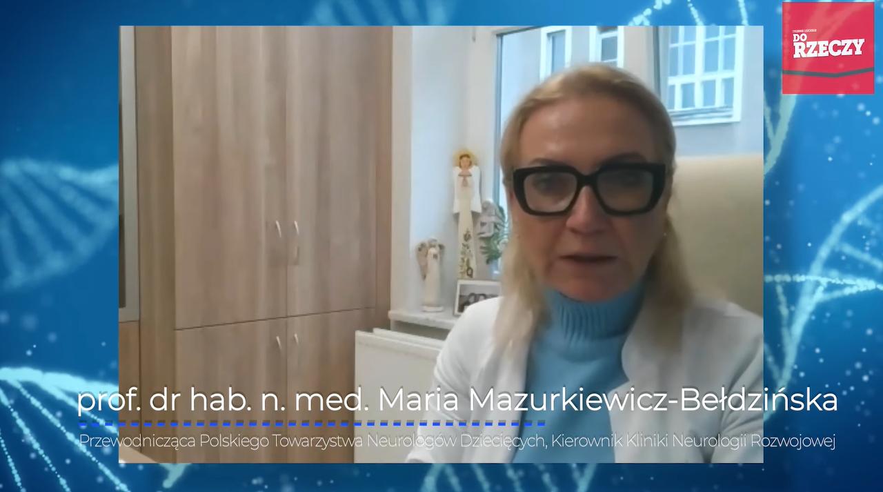 Wywiad z Prof. Mazurkiewicz-Bełdzińską