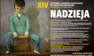 XIV Festiwal Piosenki Poetyckiej im Jacka Kaczmarskiego
