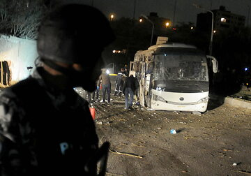 Zamach bombowy w Egipcie