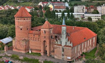 Zamek biskupi w Reszlu