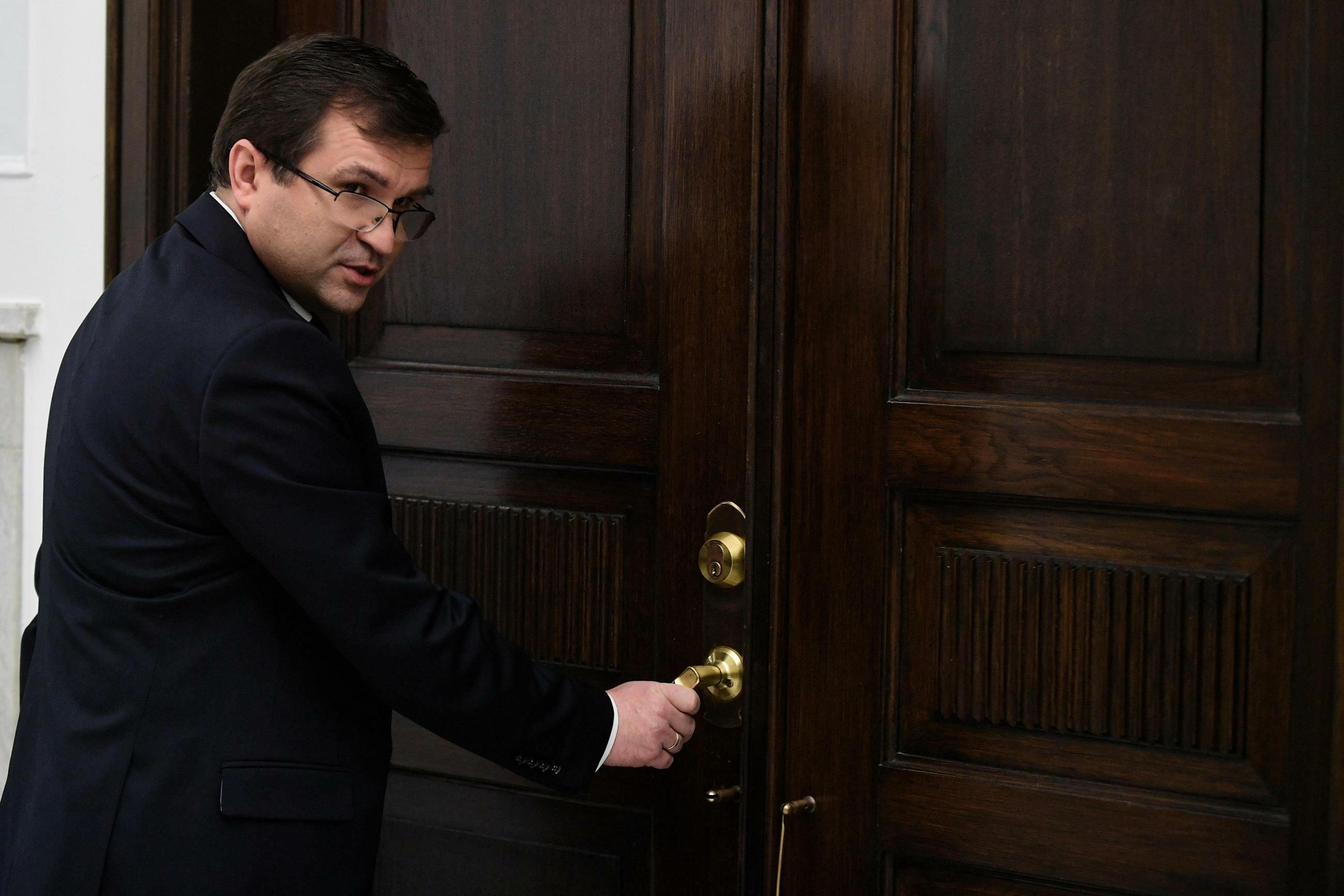 Zbigniew Girzyński, poseł PiS