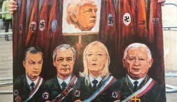 """Zdjęcie zamieszczone na łamach """"Der Spiegel"""""""