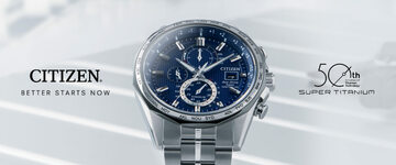 Zegarek CITIZEN Super TitaniumTM
