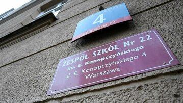 Zespół Szkół nr 22 im. Emiliana Konopczyńskiego w Warszawie