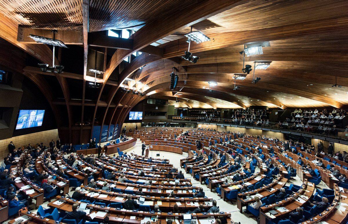 Zgromadzenie Parlamentarne Rady Europy / zdjęcie ilustracyjne