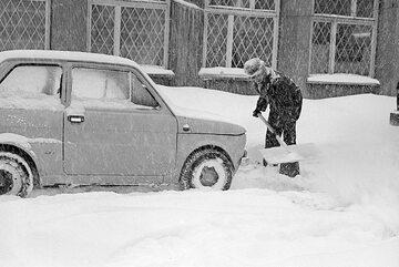 Zima stulecia w PRL