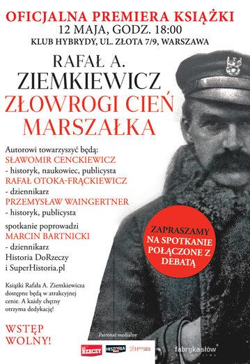 """""""Złowrogi cień Marszałka"""""""