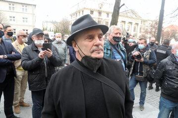 Złożyciel zespołu Trubadurzy Marian Lichtman