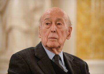 Zmarły były prezydent Francji – Valery Giscard d'Estaing