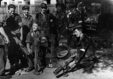 Żołnierze Batalionu Czata 49