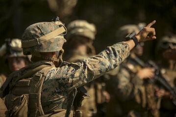 Żołnierze, zdjęcie ilustracyjne