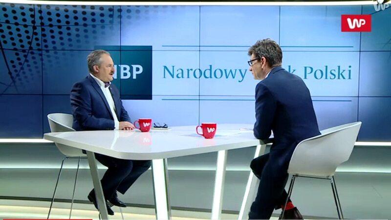 """Zrzut z programu """"Tłit"""" Wirtualnej Polski"""